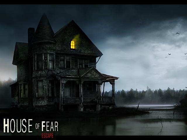 обзор игры Дом Страха - Побег