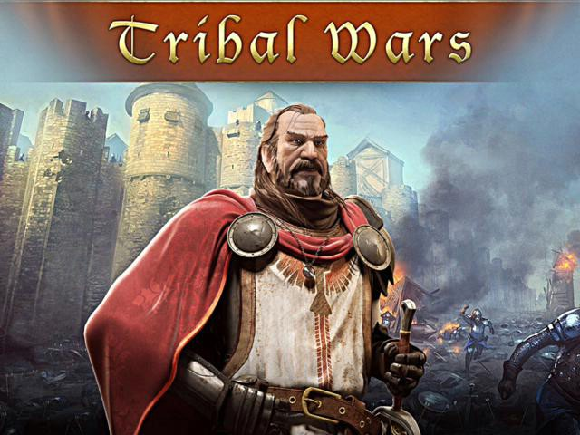 Война племён - Tribal Wars