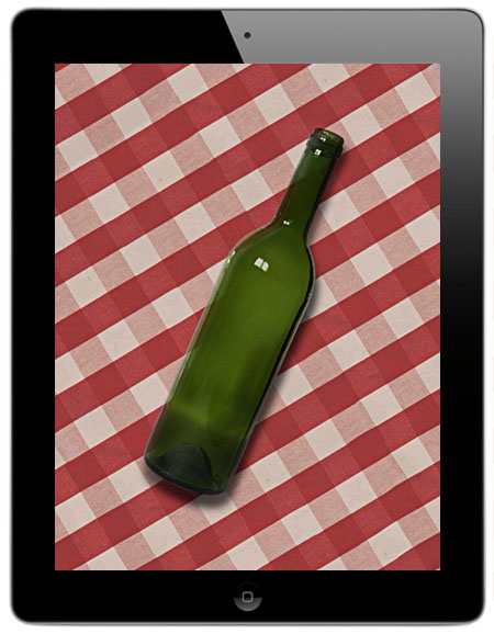 обзор игры Бутылочка на iPad