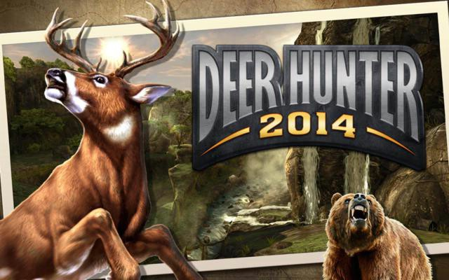 обзор приложения Deer Hunter 2014