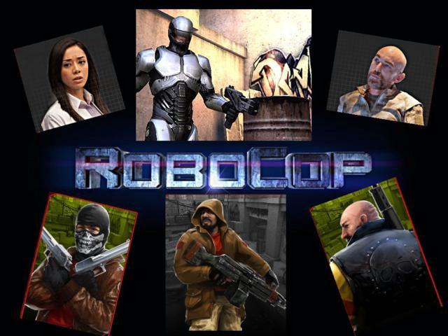 обзор игры RoboCop™