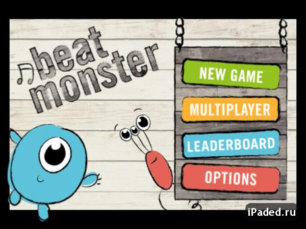 Beat Monster для iPad