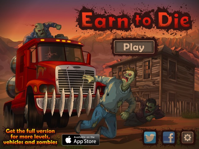 Earn to Die HD для iPad