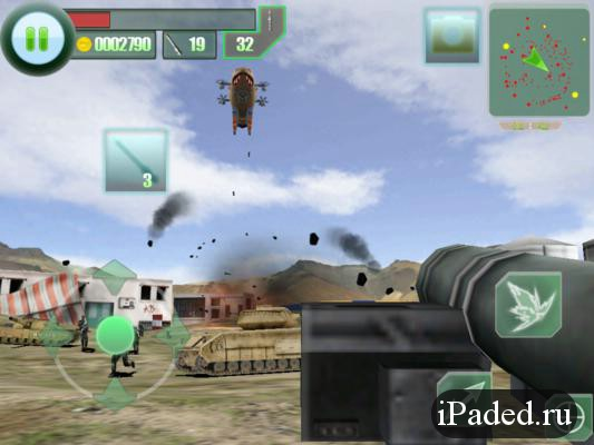 The Last Defender HD для iPad