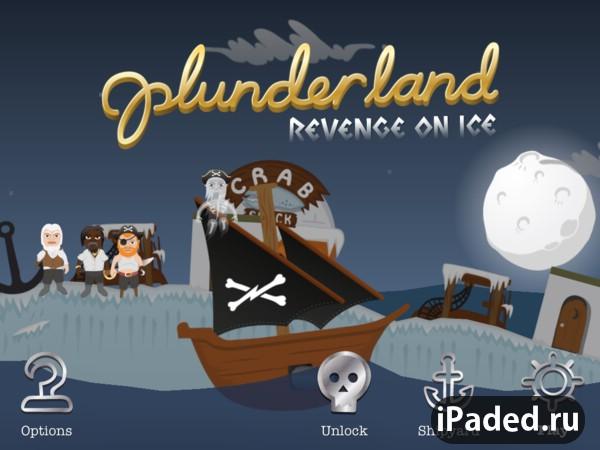 Plunderland для iPad