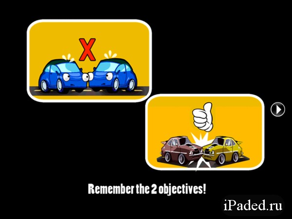Push Cars HD для iPad