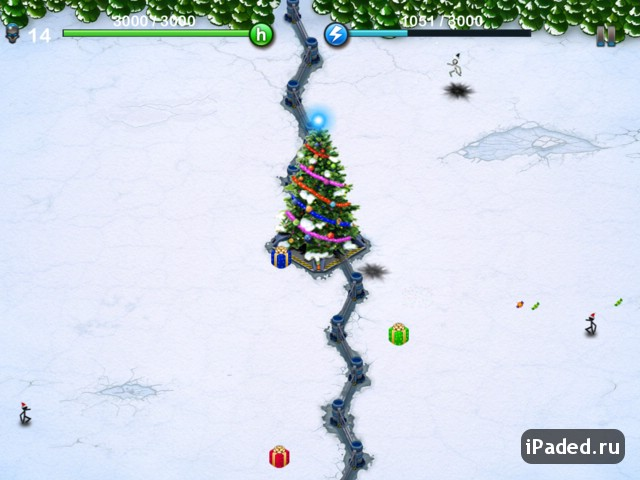 Tesla Wars Christmas HD