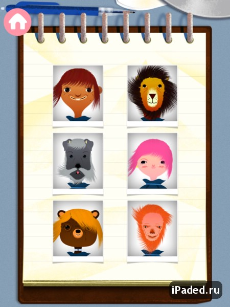 Toca Hair Salon для iPad