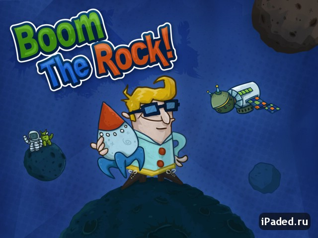 Boom The Rock HD