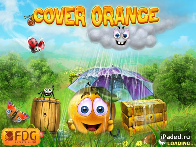 Cover Orange HD для iPad