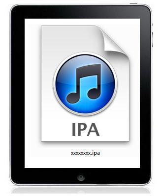 Как установить игры на iPad (.ipa)