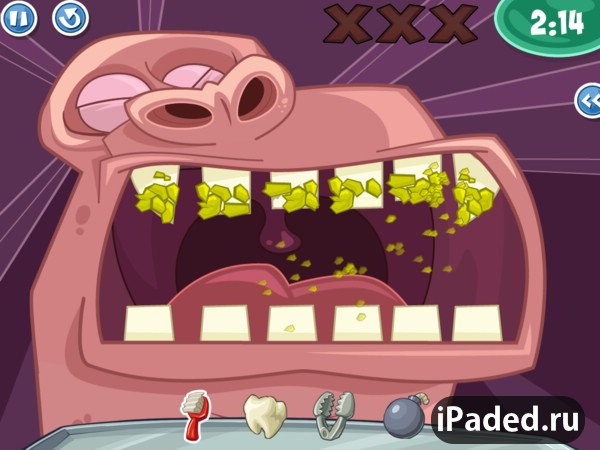 Monster Mouth для iPad