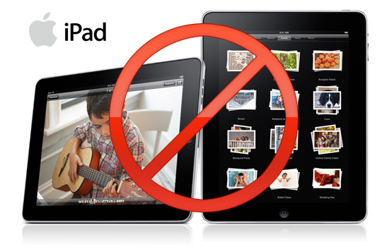 no_to_Apple_iPad