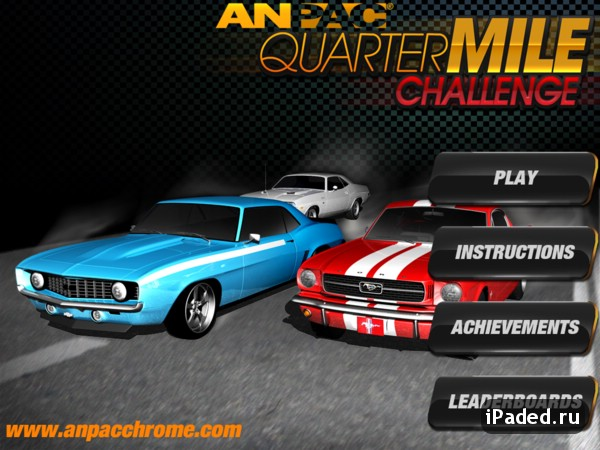 Quarter Mile Challenge Drag Race