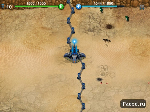 Tesla Wars HD для iPad